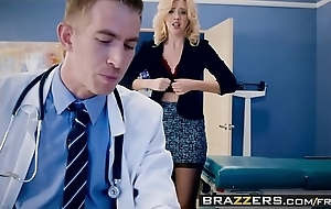 Brazzers - falsify expectations - (samantha rone, danny d) - doctors impecunious boners