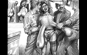 Sinful barbarity bdsm line cut