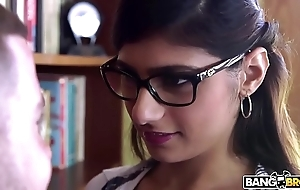 Bangbros - mia khalifa is close by and hotter than ever! check squarely out!