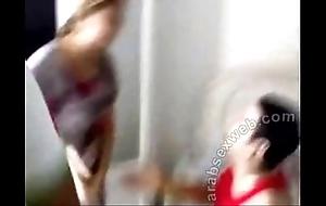Dispirited arab teen foreplay-asw822