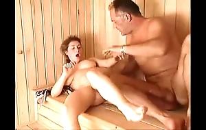 Milf sauna fellow-feeling a amour arwyn joy