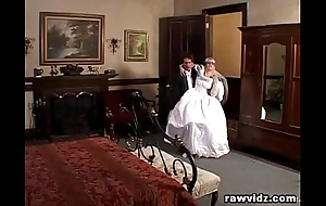 Newly get hitched better half acquires ridden tasteless dp have sex