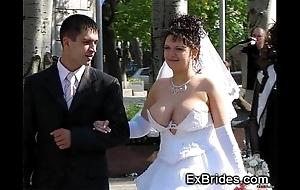 Tyrannical brides voyeur porn!