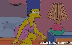 Homoerotic hentai - lois griffin and marge simpson