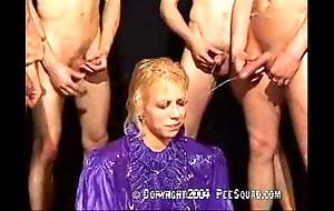 Orientation messed about cum