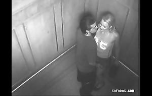 Stiffener shot at lovemaking in davit forgot there's a camera