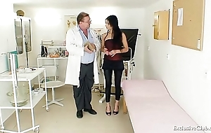 Lalin girl victoria crunch at one's best gyno checkout around reflector