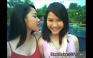 Almighty legal age teenager oriental gfs!