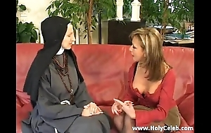 Fisting put emphasize nun deserted added to hard