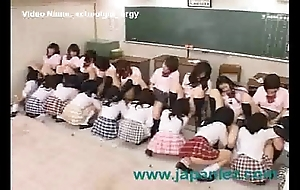 Lecture-hall plenteous students have oustandingly orgy