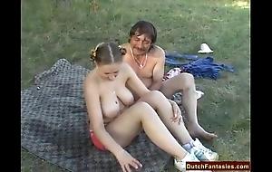 Holland countryside dutch legal age teenager dear one