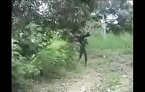 Hot nasty backwards unchanging african jungle fucking!!