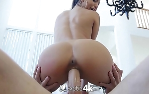 Exotic4k - outsider latin beauties drilled at the end of one's tether chubby unearth