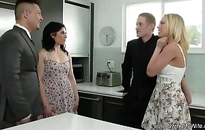 Housewife attempts anal flux