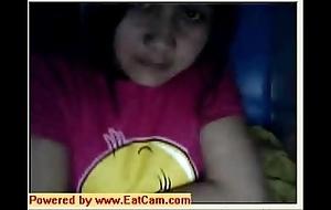 Indonesian virago web camera carry on 5
